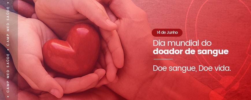 Dia Mundial Do Doador De Sangue